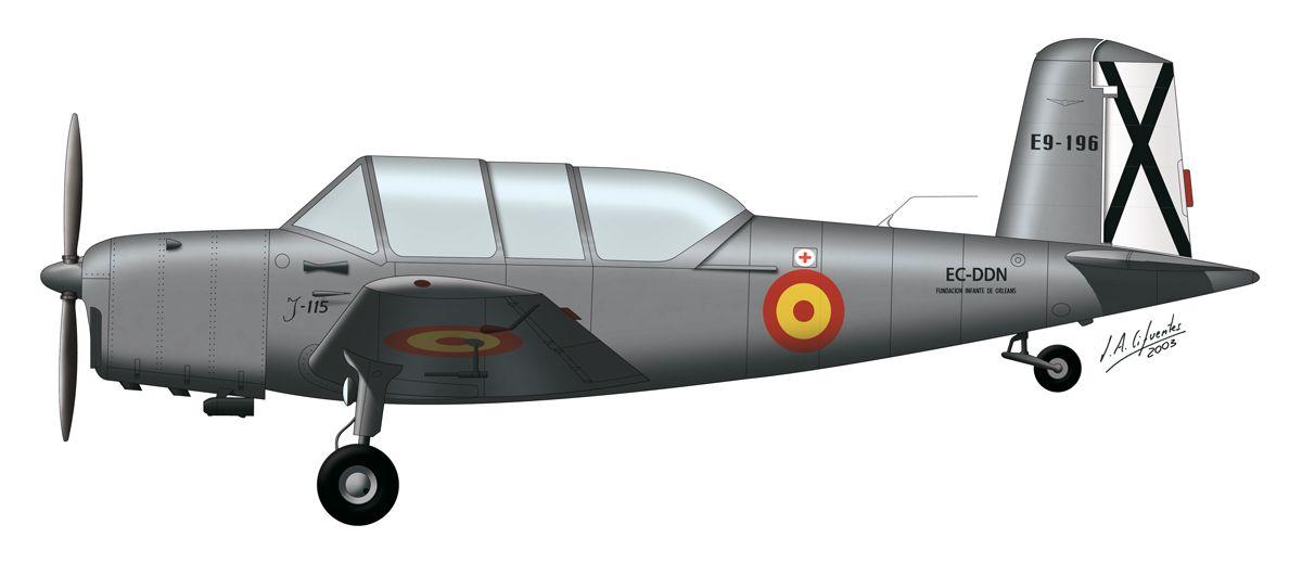 AISA I-115 – FIO