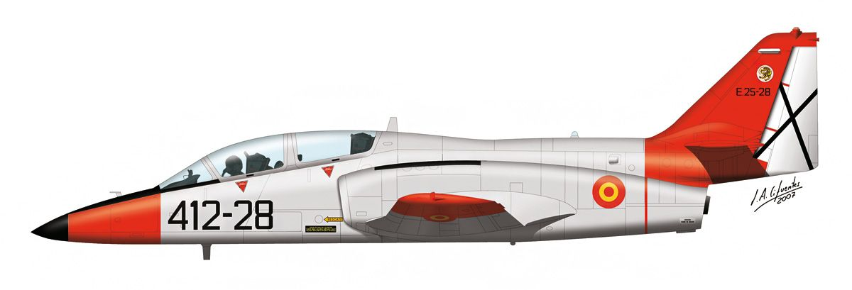 C-101 «Aviojet» – Grupo 41