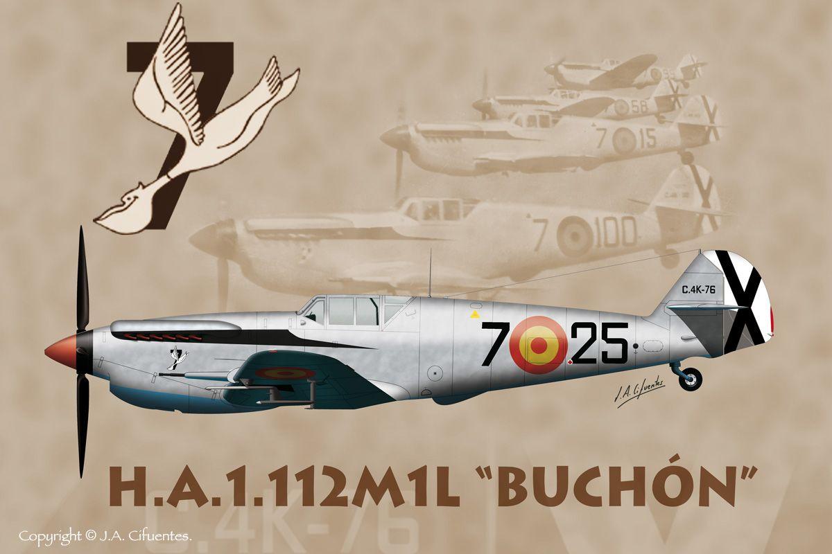 Hispano Aviación Buchón
