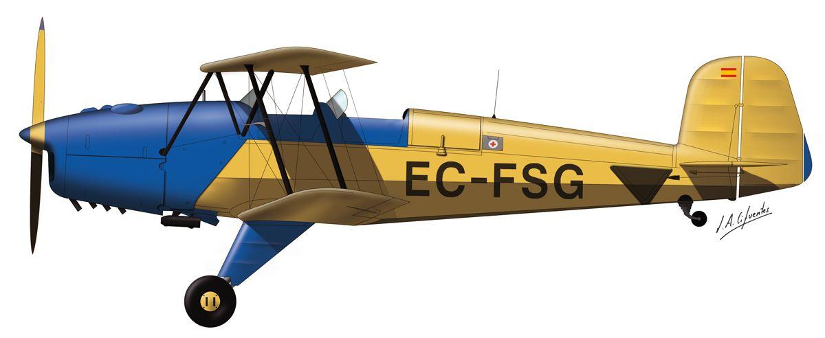 Bücker – EC-FSG