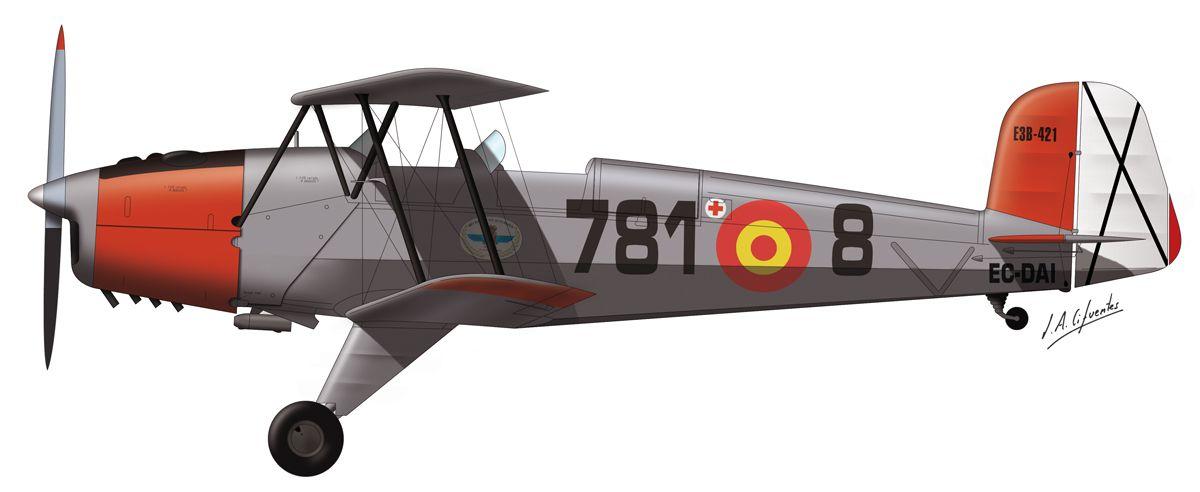 Bücker – Aeroclub Menorca