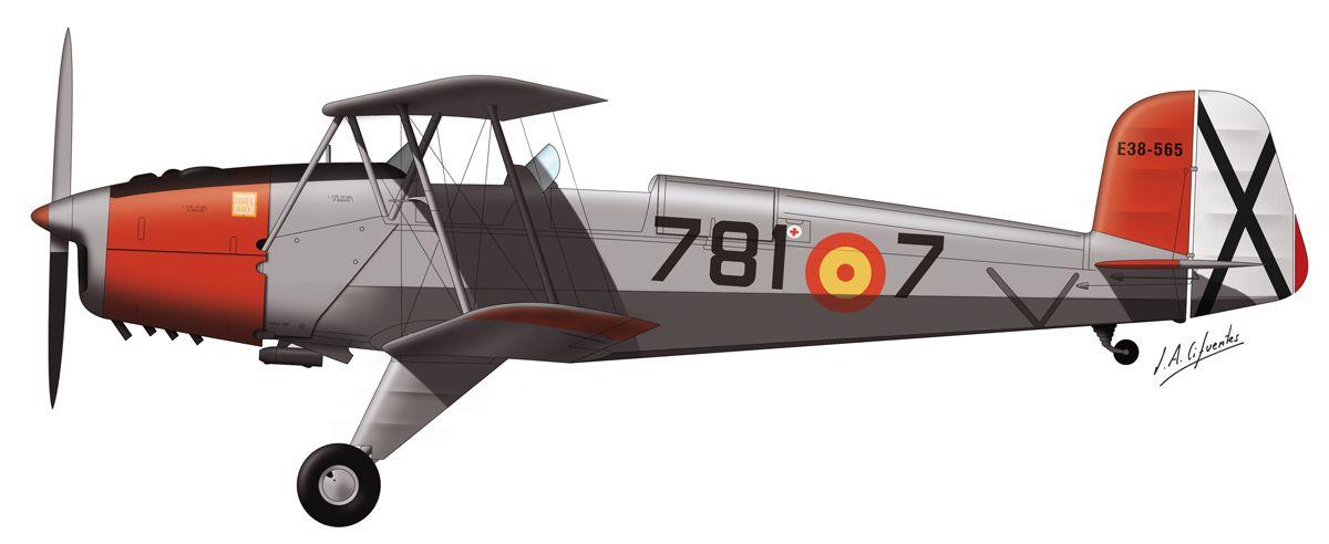 Bücker – Museo del Aire