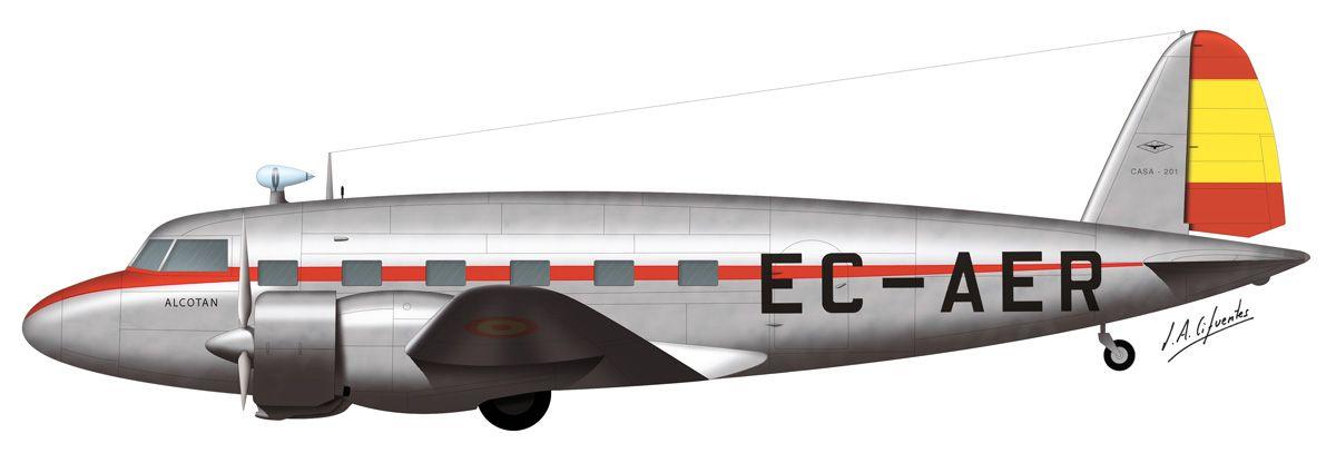 Alcotán – Segundo prototipo