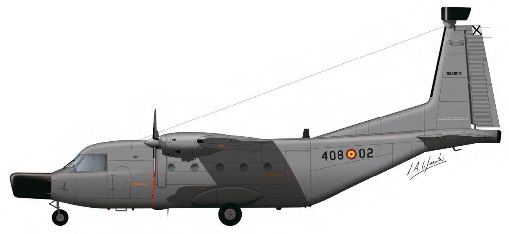 CASA C 212 408