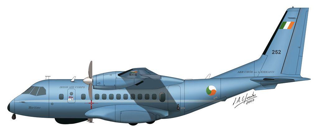 CN-235 – Irish Air Corps