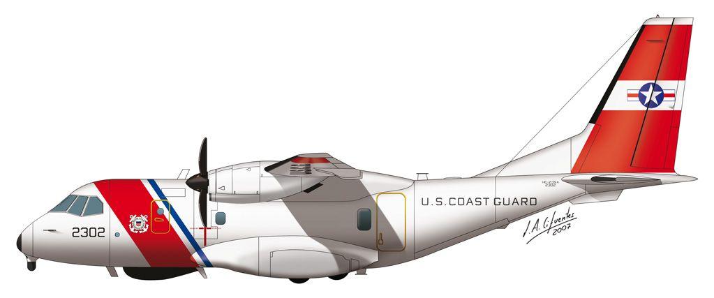 CN-235 – U.S. Coast Guard