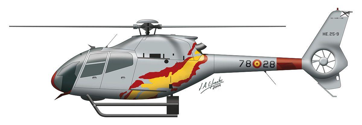 EC-120 – Patrulla ASPA