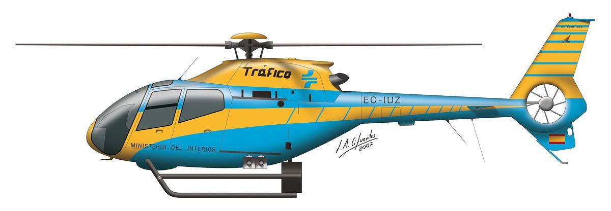 EC-120 – Tráfico