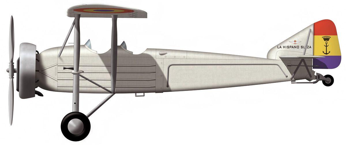 Hispano Suiza E-30