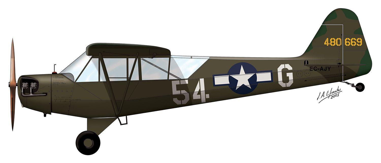 Piper L-4 Grasshopper – FIO