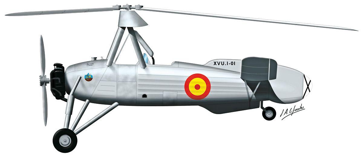 La Cierva C-30