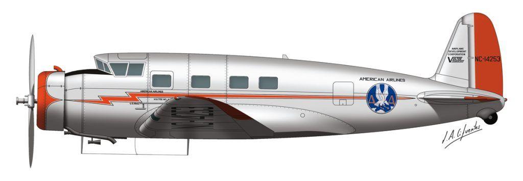 Vultee American Airlines 1