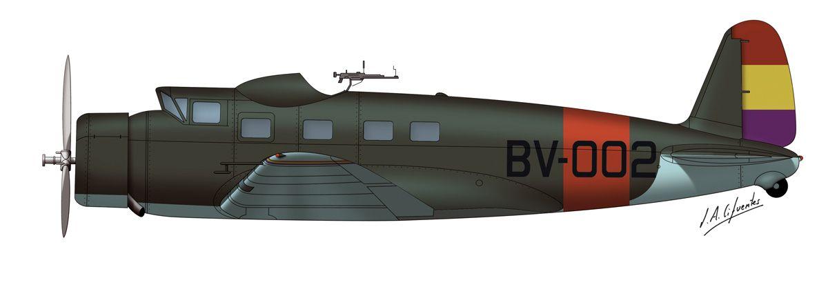 Vultee BV-002