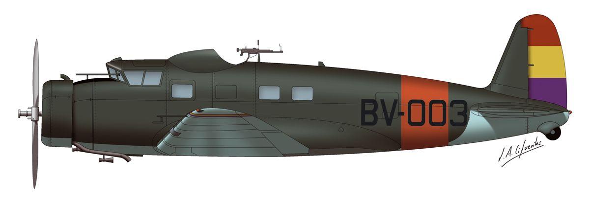 Vultee Bv 003 1