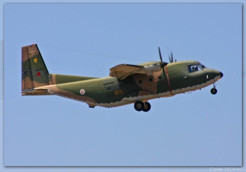 Casa C-212-100 AVIOCAR.