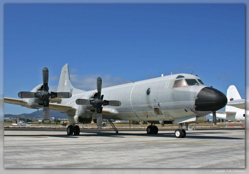 Lockheed P-3P Orion.