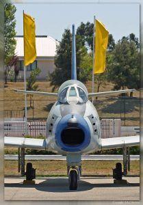 North-American F-86F Sabre.