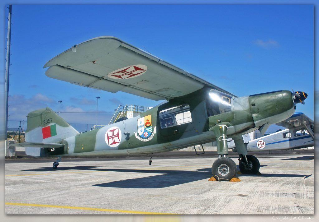 Dornier Do 27- A4.