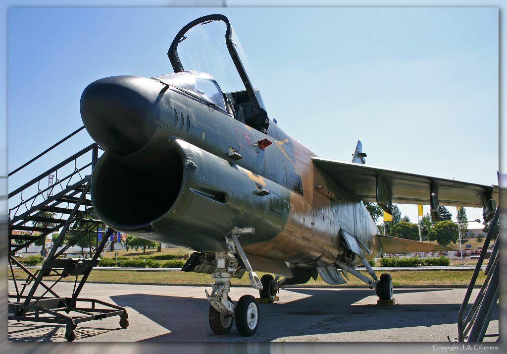 LTV A-7P Corsair II.