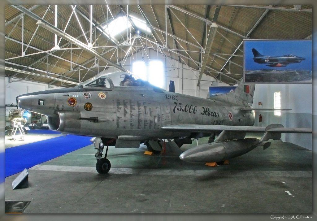 "Fiat G.91 R/3 ""75.000 Horas""."