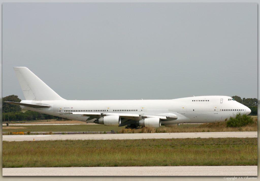 Boeing B-747 - 2D3B N506MC de Atlas.