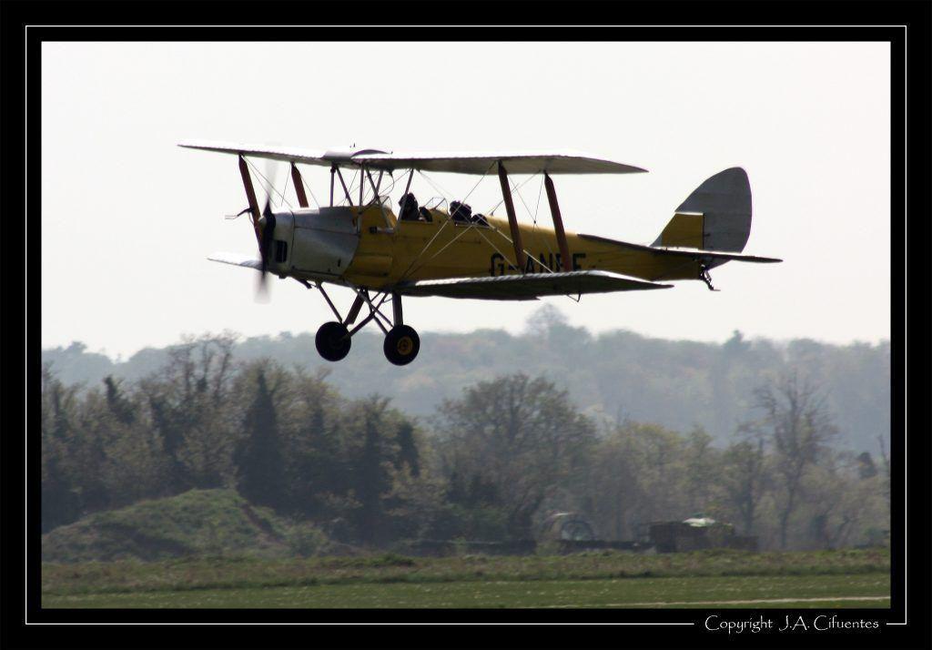 De Havilland DH-82 Tiger Moth (G-ANPE)