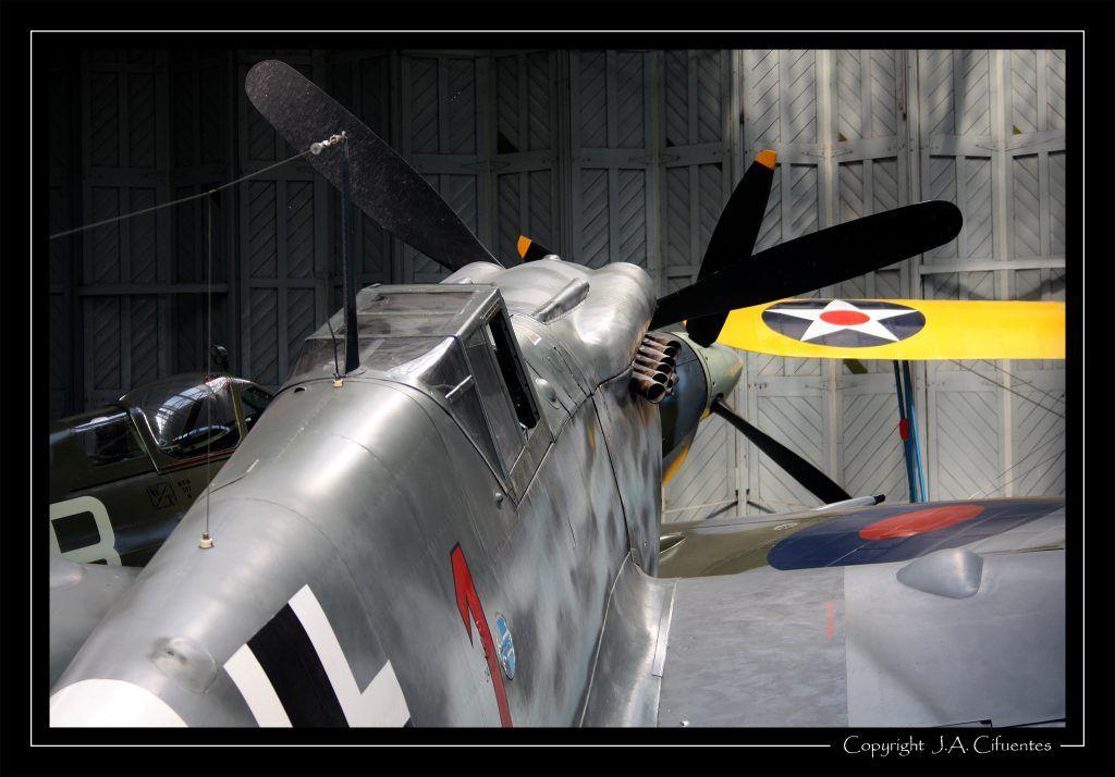 Hispano Aviación H.A.1.112M1L Buchón.