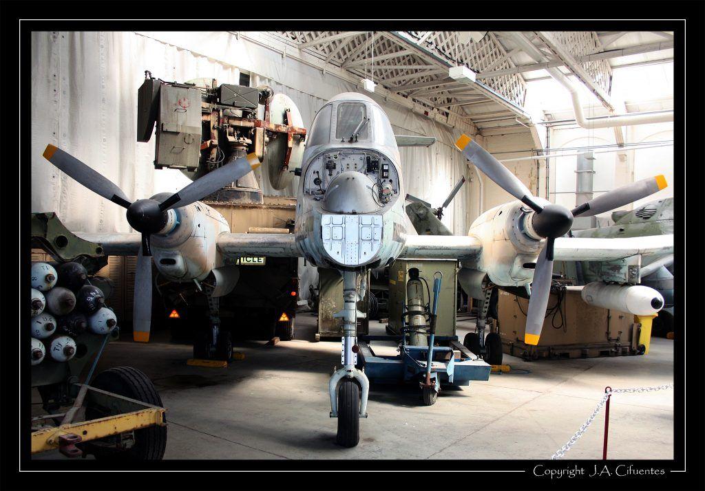FMA IA-58A Pucará capturado en las Malvinas.
