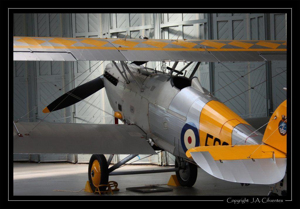 Hawker Nimrod.