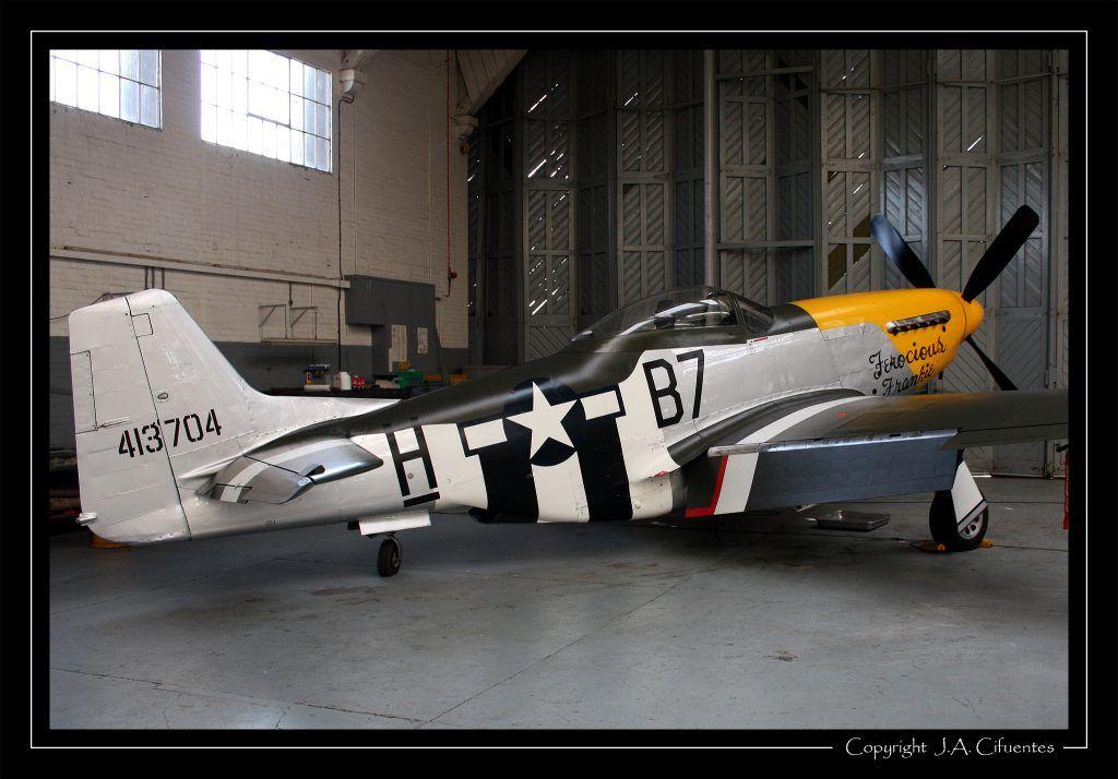P51-D Mustang.