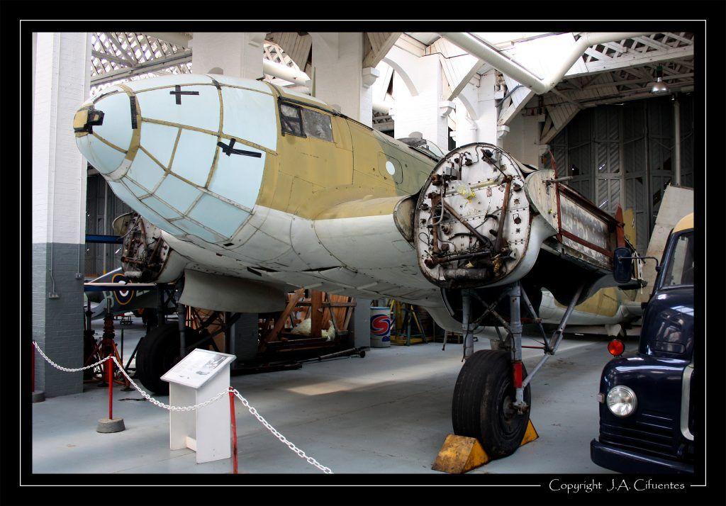 Casa 2-111B (Heinkel He-111).