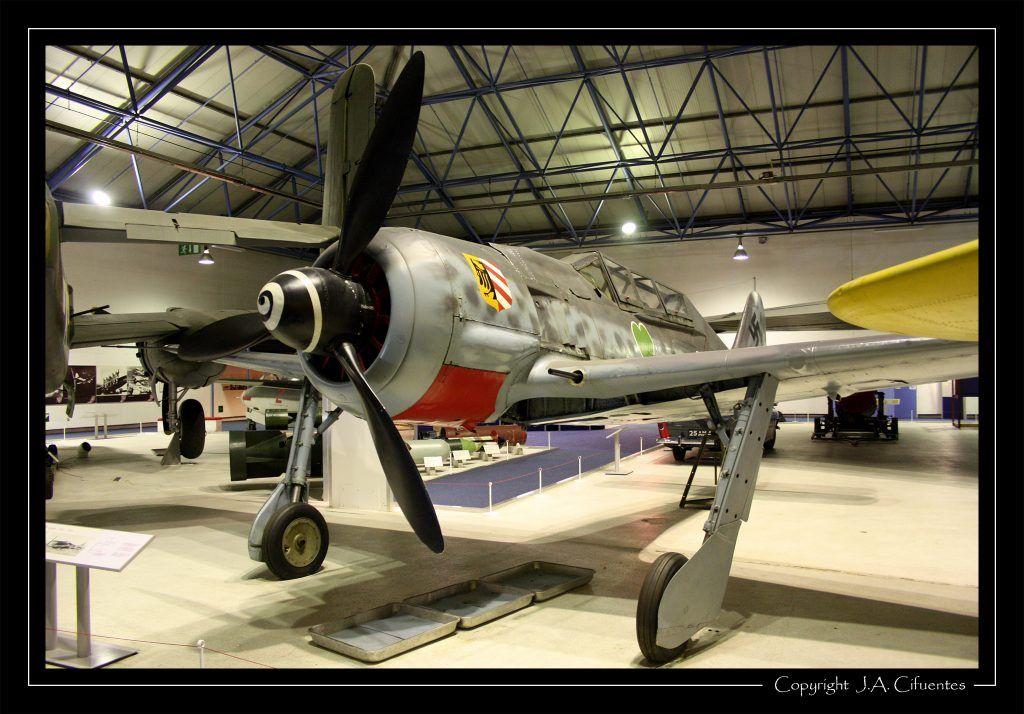 Focke Wulf Fw190A-8/U-1.