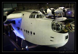 Short Sunderland MR5. Royal Air Force.