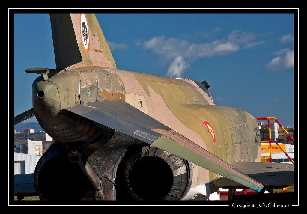 McDonnell F-4C Phantom II.