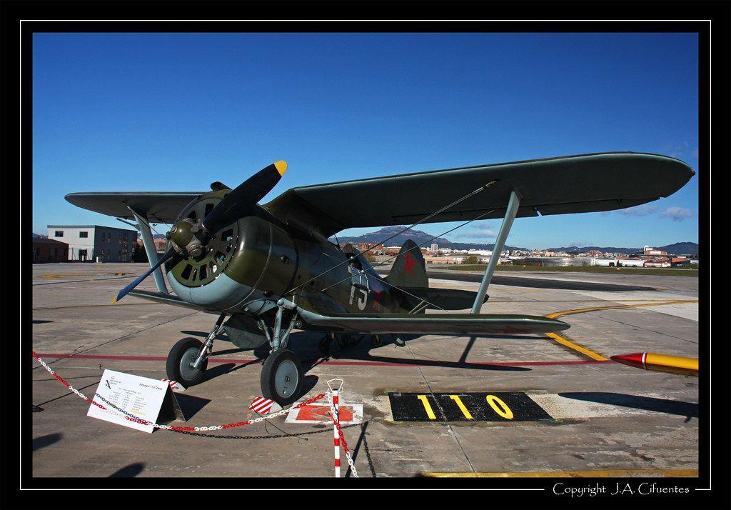 Polikarpov I-153 Chaika 75 (ZK-JKM) de la Fundació Parc Aeronautic de Catalunya.