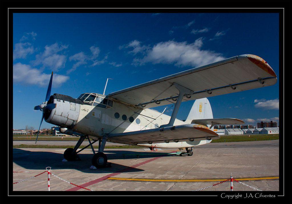 Antonov An-2R (SP-ALG).