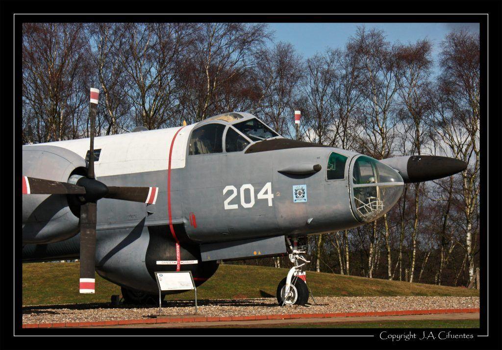 Lockheed SP-2H Neptune.
