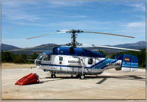 Kamov Ka-32A11BC (EC-JAL) de INAER.