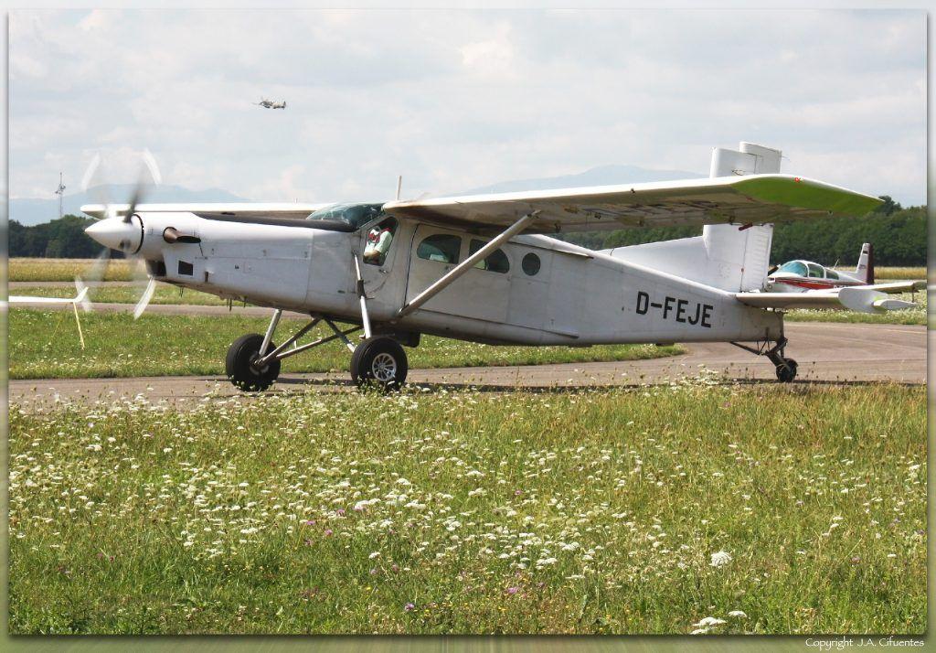 Pilatus PC-6/B2-H4 Turbo Porter (D-FEJE).