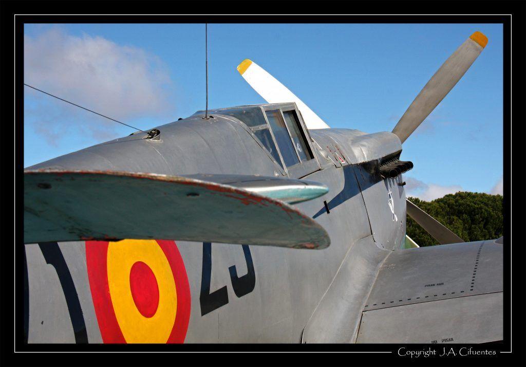 Hispano Aviación HA-1112 - M1L «Buchón».
