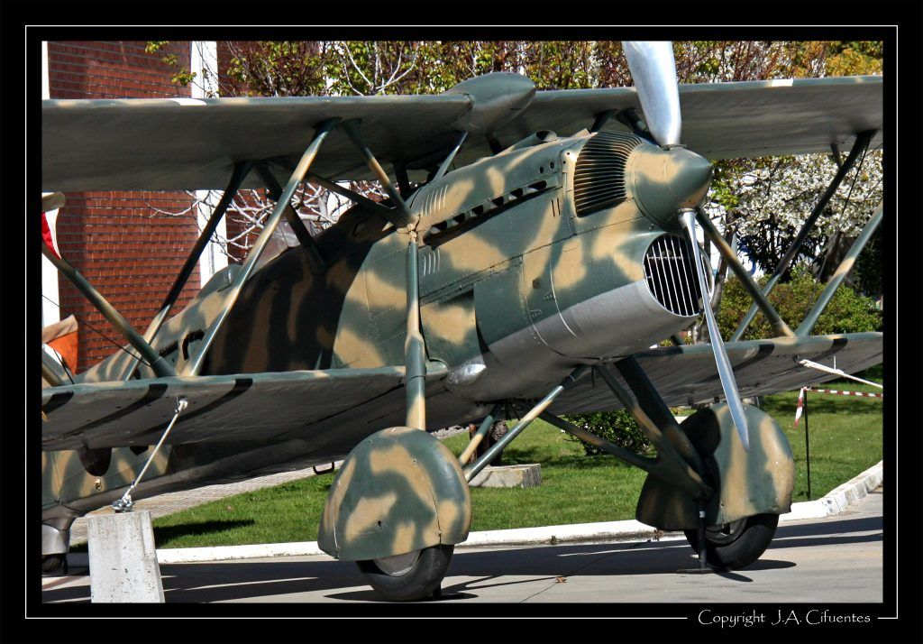 FIAT CR-32 «Chirri».