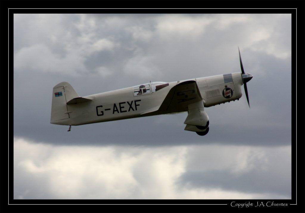 Percival P.6 Mew Gull.