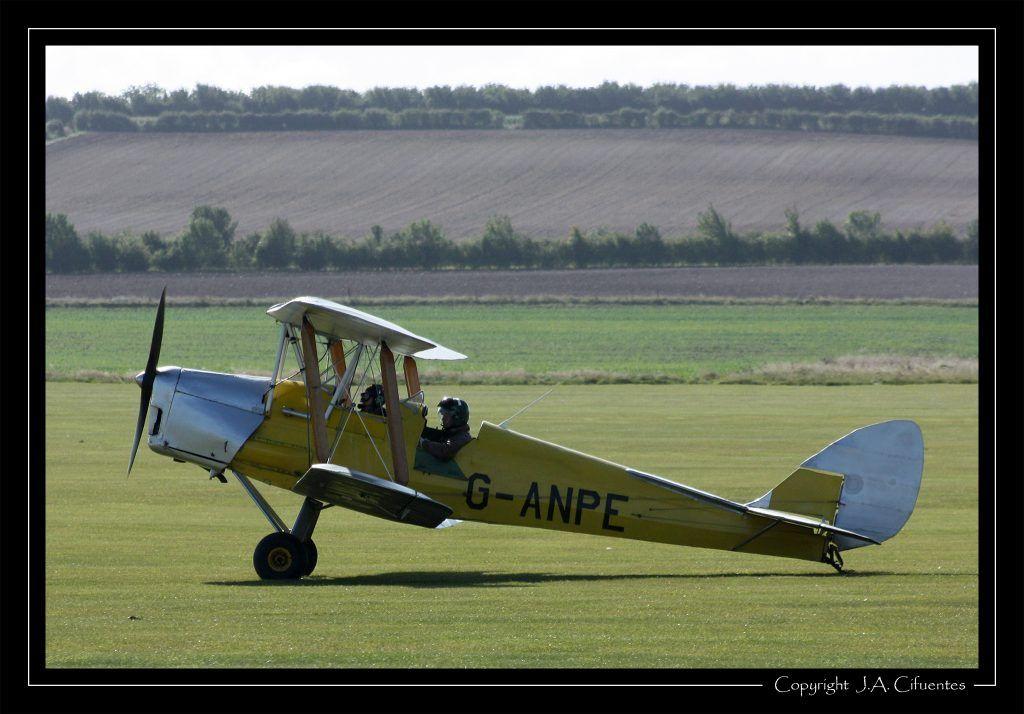 De Havilland DH.82A Tiger Moth II.