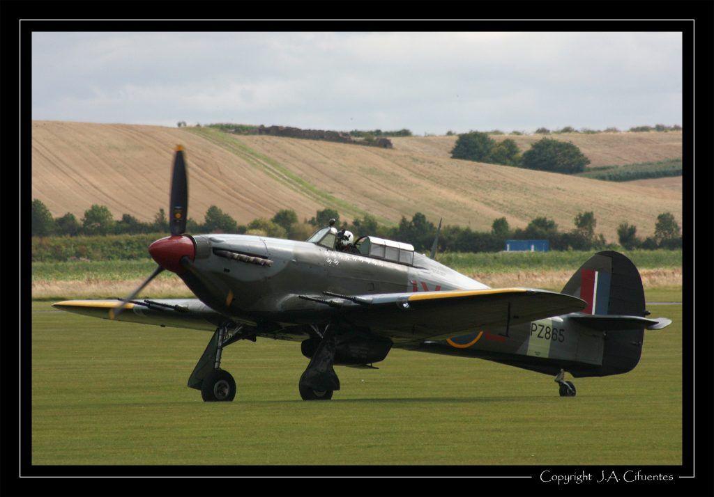 Hawker Hurricane Mk II C.