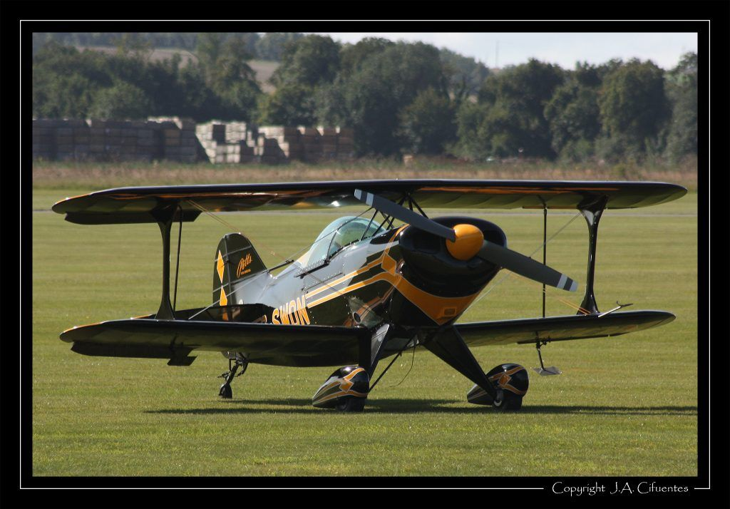 Pitts S-1S Special.