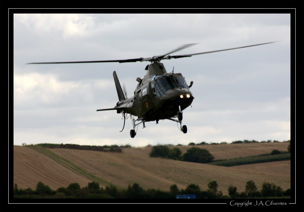 Agusta A109 belga.
