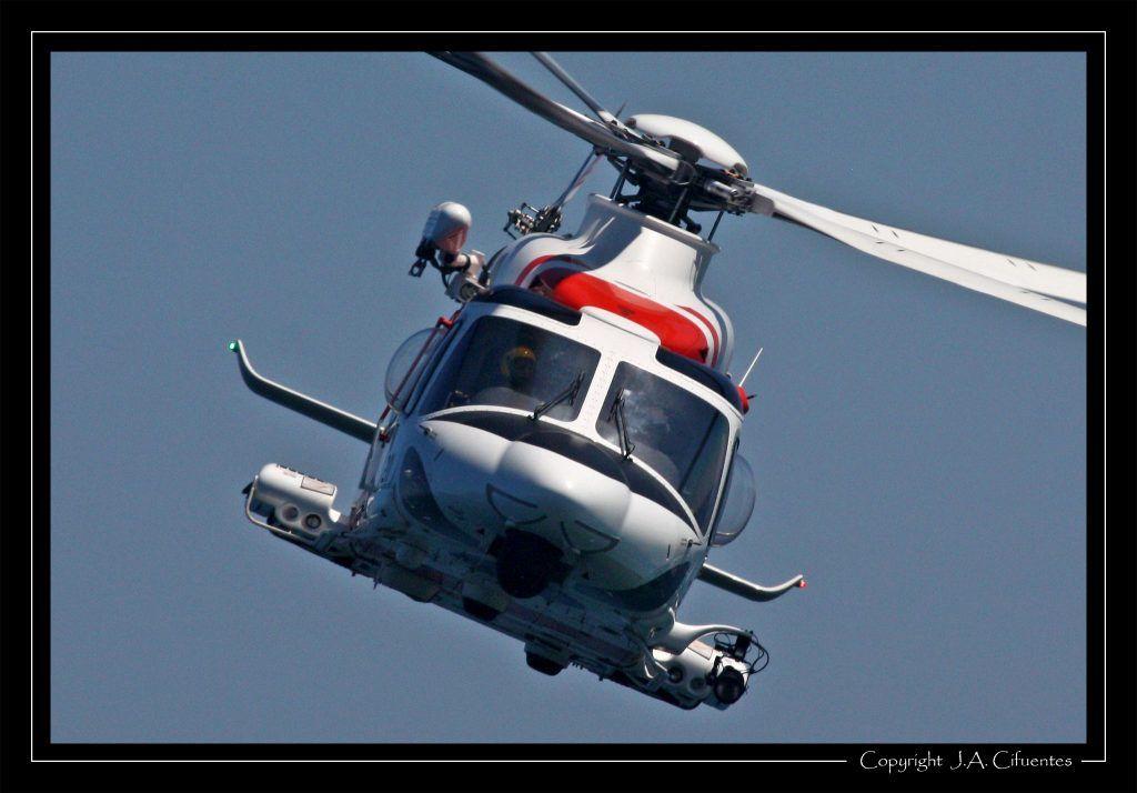 AgustaWestland AW139 (EC-LFQ).