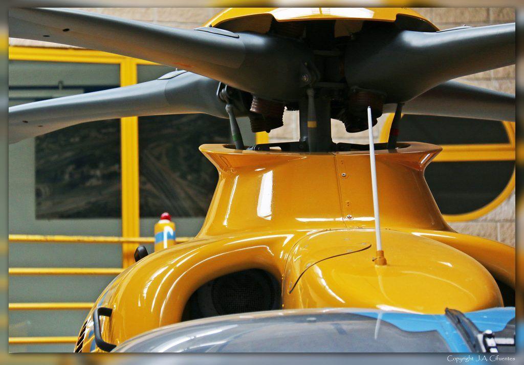 Eurocopter EC135.