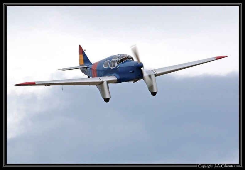 Miles falcon Six m 3.C. (EC-ACB).