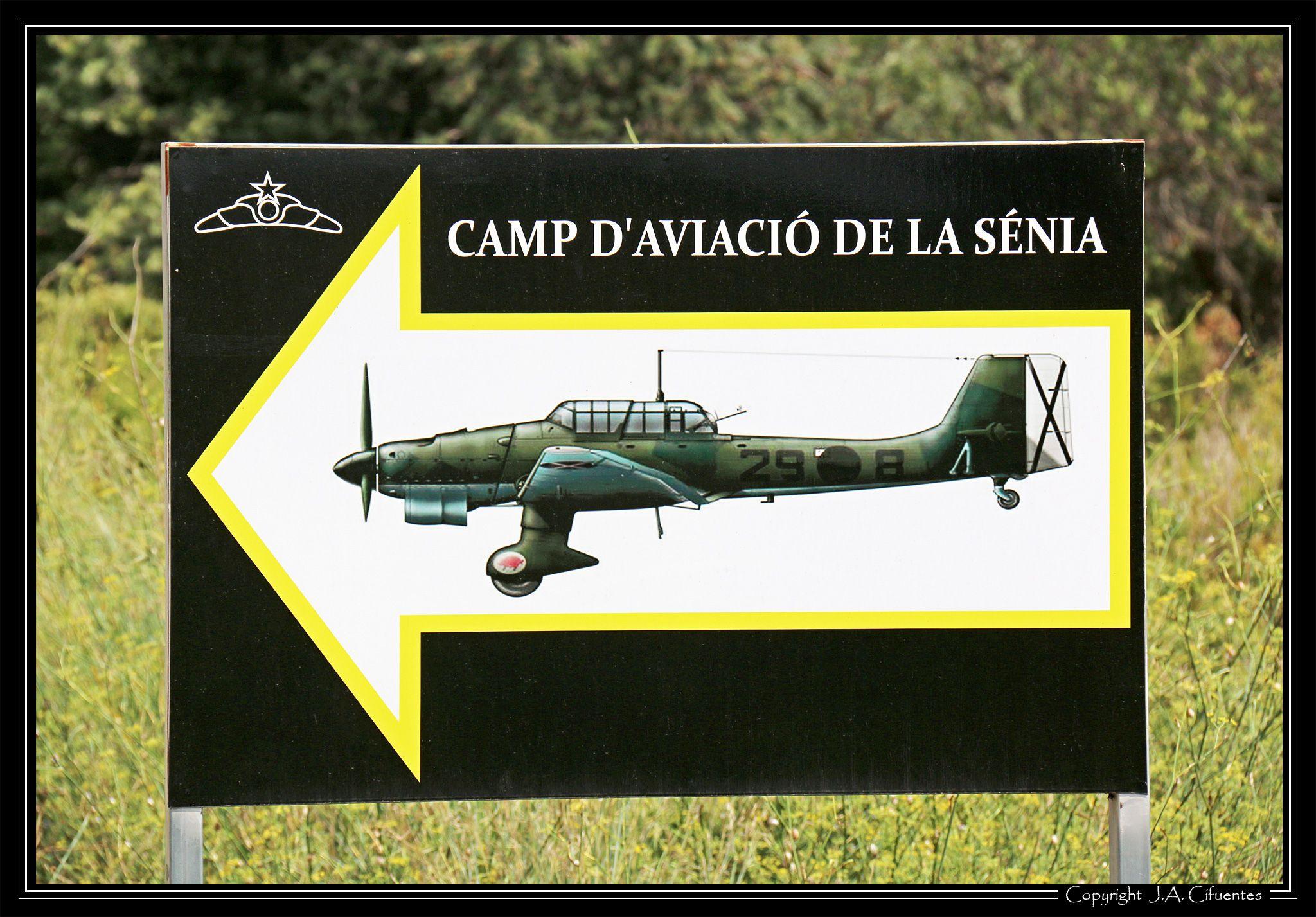 Camp d'Aviació de La Sénia